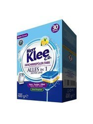 Herr Klee Tabletki do zmywarki SILVER LINE 30 szt