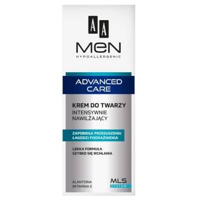 AA Men Advanced Care krem do twarzy nawilżający