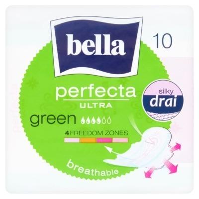 Bella Perfecta Ultra Green Podpaski higieniczne 10szt.