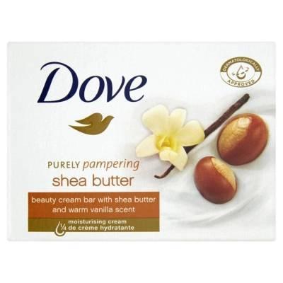 Dove Shea Butter Kremowa kostka myjąca 100g