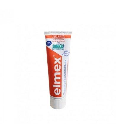 Elmex Junior 5-12 Years pasta do zębów 75ml