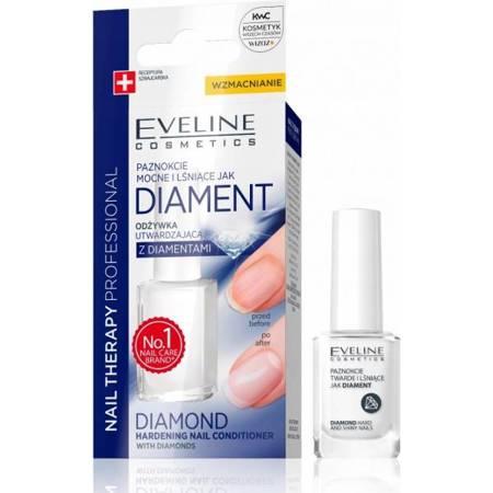 Eveline Diamentowa odżywka do paznokci 12ml