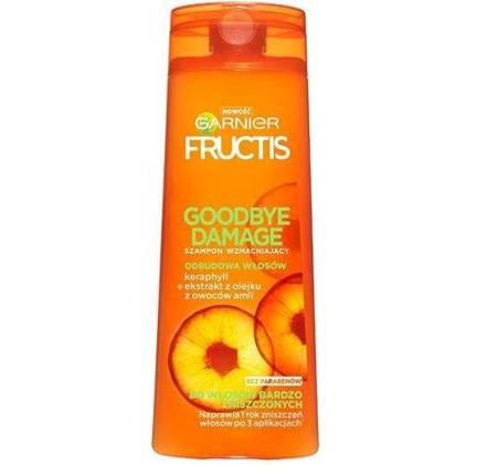 Fructis Goodbye Damage Szampon do włosów odbudowujący