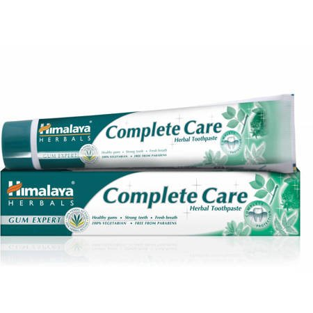 Himalaya Ziołowa pasta do zębów Complete Care 75ml