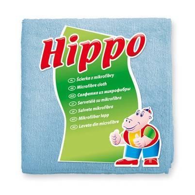 Hippo mikrofibra Frotte 30x30cm