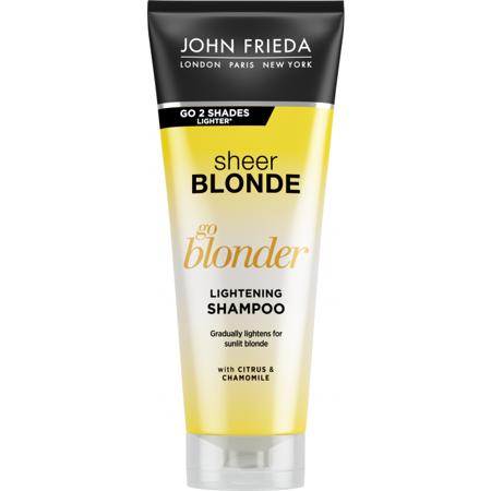 John Frieda Sheer Blonde Szampon rozjaśniający 250