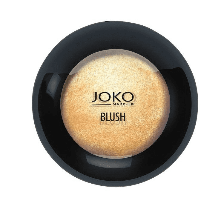 Joko Make-Up Blush Mineralny róż spiekany 9