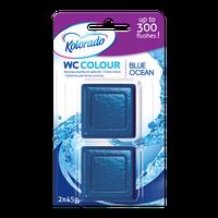 Kolorado Kostka WC Colour  Niebieski Ocean A2