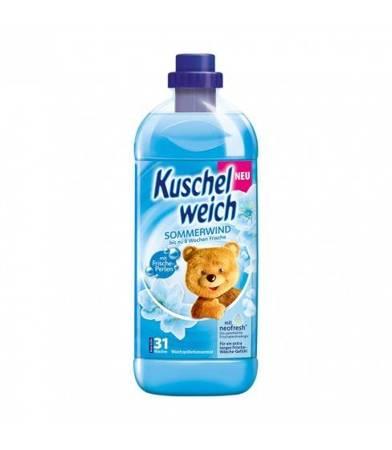 Kuschelweich Sommerwind płyn do płukania 1L - 31WL