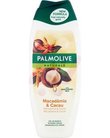 Palmolive Naturals Macadamia&Cocoa Kremowy żel pod prysznic 500ml