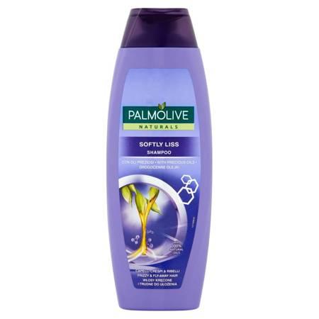 Palmolive Naturals Softly Liss Szampon Do Włosów Kręconych 350ml