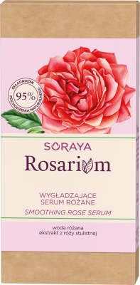 Soraya Rosarium Wygładzające serum różane
