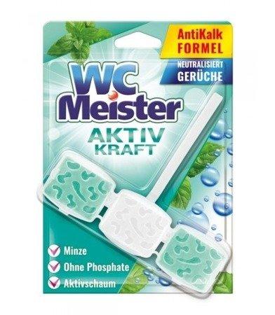 WC Meister Zawieszka zapachowa do WC zapach mięty
