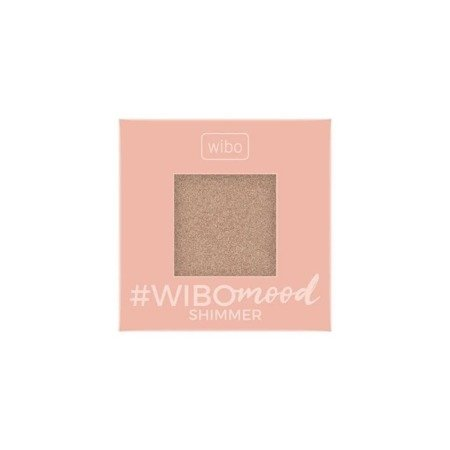 WIBO MOOD SHIMMER - Delicious Toffie