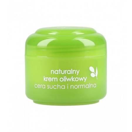 ZIAJA Naturalny krem oliwkowy do cery suchej/normalnej 50ml